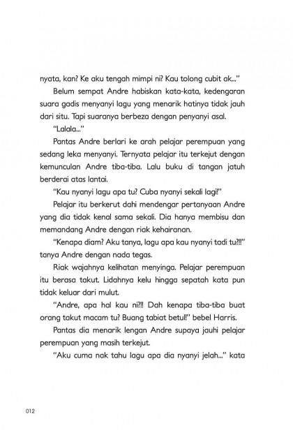 Magic Bean Cotton Candy 17: Kau Yang Kupanggil Dewi!