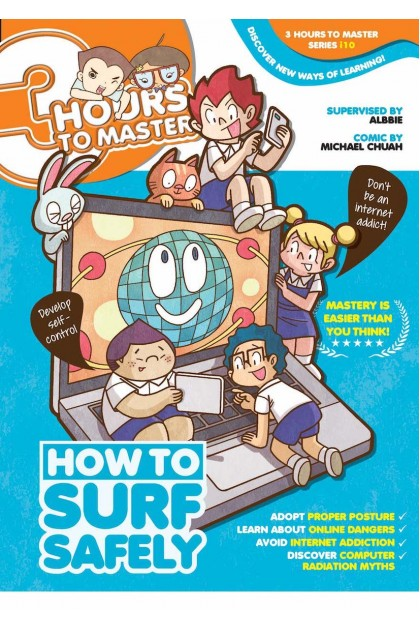 3 HOURS TO MASTER 10: HOW TO SURF SAFELY