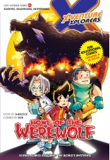 X-VENTURE LOST LEGENDS SERIES 01: HOWL OF THE WEREWOLF