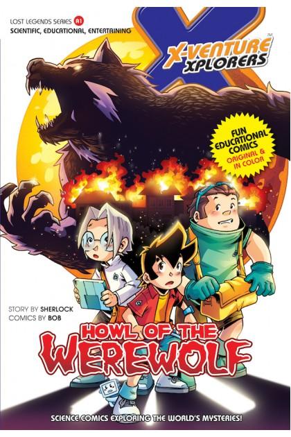 X-VENTURE Lost Legends Series 01: Howl Of The Werewolf