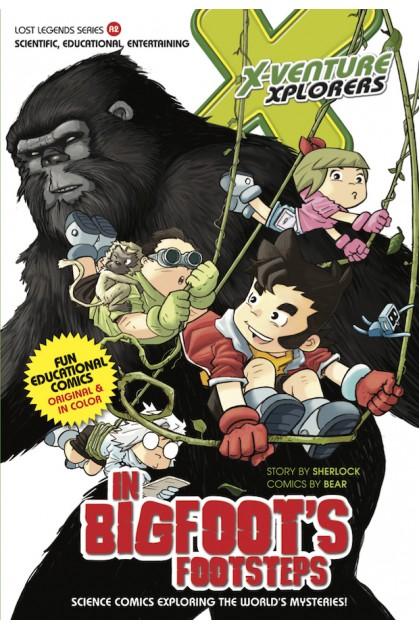 X-VENTURE Lost Legends Series 02: In Bigfoot's Footsteps
