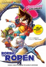 X-VENTURE Lost Legends Series 04: Roping The Ropen