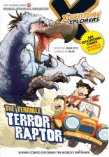 X-VENTURE Lost Legends Series 09: The Terrible Terror Raptor