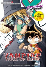 X-VENTURE Lost Legends Series 10: Vampire Trail of Blood