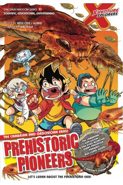 X-VENTURE Dinosaur Kingdom Series: Prehistoric Pioneers
