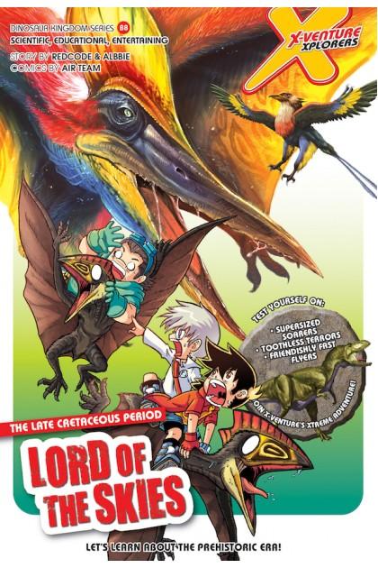 X-VENTURE Dinosaur Kingdom Series 08: Lord of The Skies