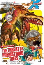 X-VENTURE Dinosaur Kingdom Series: The Threat of Prehistoric Trees
