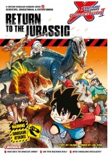 X-VENTURE Dinosaur Kingdom II Series: Return to The Jurassic