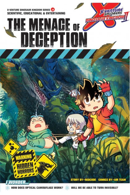 X-VENTURE Dinosaur Kingdom II Series: The Menace of Deception