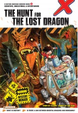X-VENTURE Dinosaur Kingdom II Series: The Hunt for The Lost Dragon