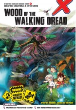 X-VENTURE Dinosaur Kingdom II Series: Wood of The Walking Dread