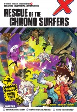 X-VENTURE Dinosaur Kingdom II Series: Rescue of The Chrono Surfers