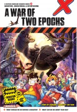 X-VENTURE Dinosaur Kingdom II Series: A War of Two Epochs