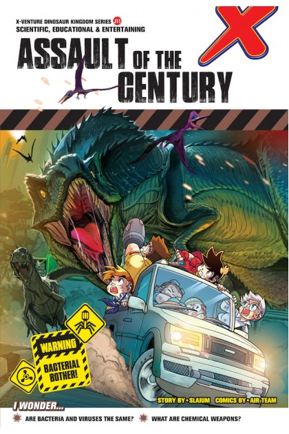 X-VENTURE Dinosaur Kingdom II Series 11: Assault of The Century