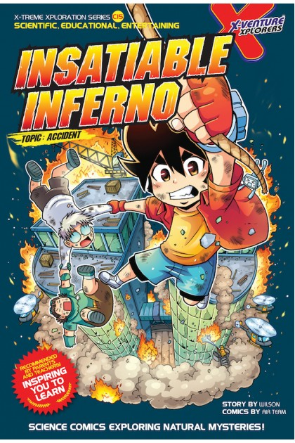 X-VENTURE Xtreme Xploration Series 15: Insatiable Inferno