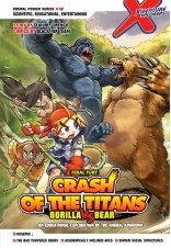 X-VENTURE Primal Power Series: Crash of The Titans