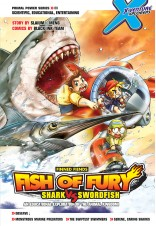 X-VENTURE Primal Power Series: Fish of Fury