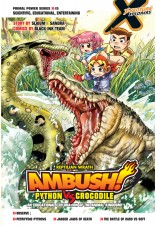 X-VENTURE Primal Power Series: Ambush!