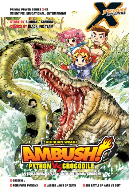X-VENTURE Primal Power Series 05: Ambush!