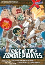 X-VENTURE The Golden Age of Adventures Series 03: Rage of The Zombie Pirates