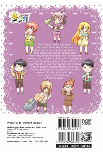 Candy Series 04: Sparkle & Shine: Hygiene