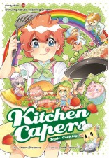 Candy Series 19: Kitchen Capers: Cooking