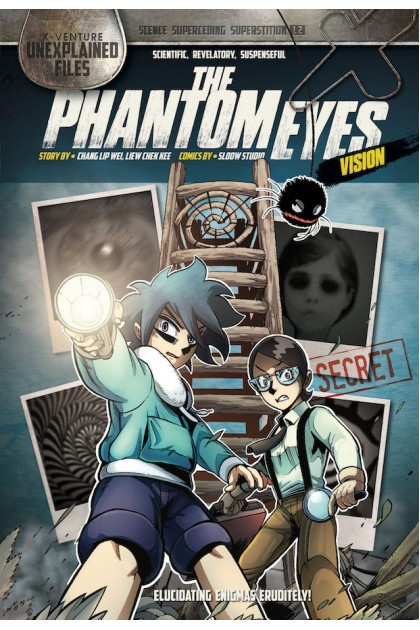 X-VENTURE Unexplained Files Series 02: The Phantom Eyes