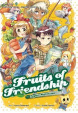 Candy Series 26: Fruits of Friendship: Nutrition