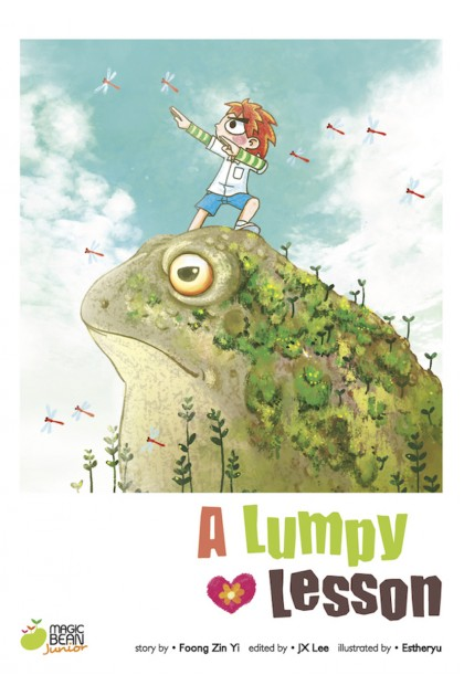 Magic Bean Junior 02: A Lumpy Lesson