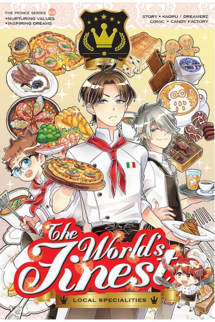 Prince Series 08: Local Specialities: The World's Finest